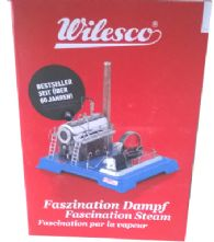 Wilesco Catalogue.
